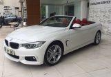 Аренда авто BMW кабриолета 4.20