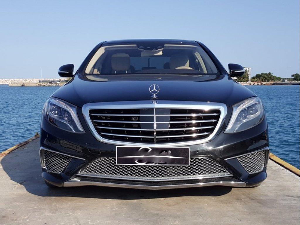 Прокат Новинки Mercedes S 500